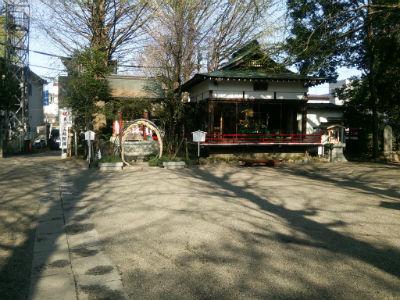 20150406 田無神社6